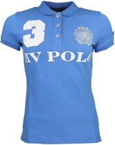 Hv Polo Polo  Favouritas Eq - Mid Blue-blue - s