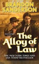 Mistborn - The Alloy of Law