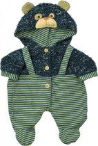 Rubens Barn Poppenkleertjes Rubens Baby Teddybeer Overall
