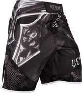 Venum Gladiator 3.0 Fightshorts - Black/White-S