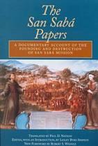 The San Saba Papers