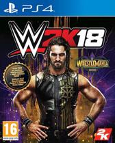 WWE 2K18 Wrestlemania Edition - PS4