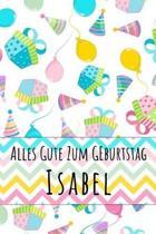 Alles Gute zum Geburtstag Isabel