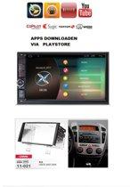 Kia ceed navigatie 2007 - 2009 android 6.0