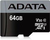 ADATA MicroSDXC 64GB UHS-i U3 CLASS 10 + Adapter