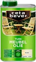 Cetabever Tuinmeubelolie - Blank - 1 liter