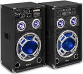 Actieve speakers - Fenton KA-10 - Actieve speakerset met Bluetooth, USB / SD mp3 speler en