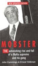 Boek cover Mobster van John Cummings