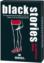 Black Stories - Sex And Crime Edt.