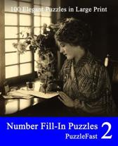 Number Fill-In Puzzles 2