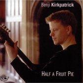 Half A Fruit Pie