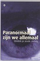 Paranormaal Zijn We Allemaal