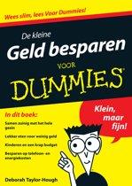 Voor Dummies - De kleine geld besparen voor Dummies