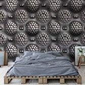 Fotobehang 3D Modern Design   V4 - 254cm x 184cm   130gr/m2 Vlies