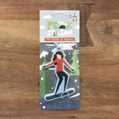 snowboardster luchtverfrisser