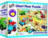 Giant floor puzzel Construction Site