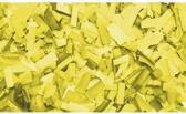 Showtec Showtec Rechthoekige gele confetti (vuurbestendig), 1 kg Home entertainment - Accessoires