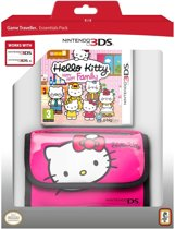 Hello Kitty: Happy Family + Opberghoes - 2DS + 3DS