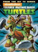 Teenage Mutant Ninja Turtles Animated Volume 7 The Invasion