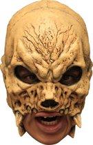 3/4 doodskop masker voor volwassenen  - Verkleedmasker - One size