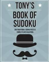 Tony's Book of Sudoku