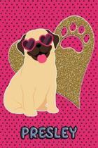 Pug Life Presley