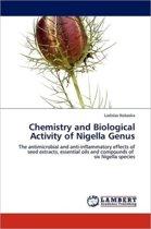 Chemistry and Biological Activity of Nigella Genus