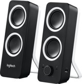 Logitech Z200 - Multimedia Speakers - Zwart