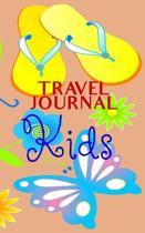 Travel Journal Kids