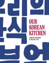 Omslag van 'Our Korean Kitchen'