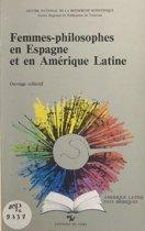 Femmes philosophes en Espagne et en Amérique latine