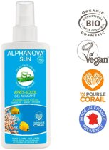 Alphanova Natuurlijke After Sun spray - 125 ml