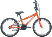 Bike Fun Cross Tornado -  - Unisex - Rood - 20 Inch