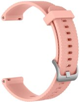 Just in Case Siliconen bandje - Garmin Vivoactive 3 - roze - Small