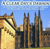 A Clear Day's Dawnin'