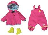 BABY born - Luxe Regenpakset - Poppenkleertjes