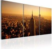 Schilderij - New York