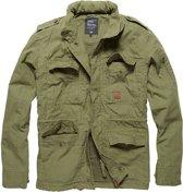 Vintage Industries Cranford jacket olive