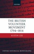 The British Volunteer Movement 1794-1814