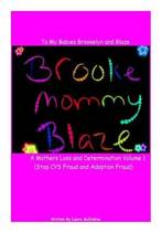 Letters to My Babies Brookelyn and Blaze, a Mothers Loss and Determination
