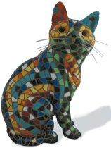 Barcino design Gaudi Mozaïek: beeld kat