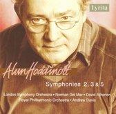 Symphonies Nos.2, 3 & 5
