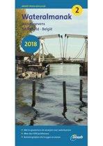 ANWB wateralmanak - Wateralmanak 2 2018