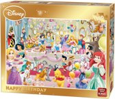 Disney Puzzel 1500 Stukjes - Happy Birthday - King Legpuzzel (90 x 60 cm)