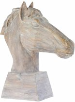 Riverdale Paardenhoofd Vanity bruin 52cm