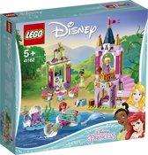 LEGO Disney Ariëls, Aurora's en Tiana's Koninklijke Viering - 41162
