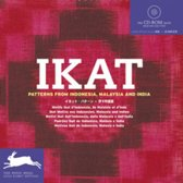 Ikat patterns from Indonesia, Malaysia and India