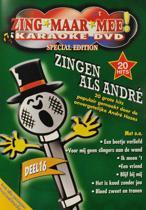 Zing Maar Mee Karaoke Dvd 16 (Hazes