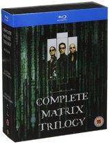 The Matrix Trilogy (Blu-ray) (Import)