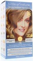 Tints Of Nature Haarkleuring - 7N Medium Blond